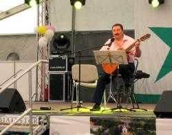 Konsert med Georgo Handzlik