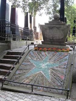 La Tombo de L. L. Zamenhof
