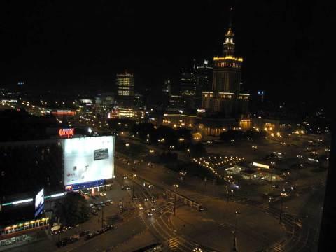 Utsikt mot kulturpalasset